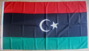Libya Kingdom 1951-1969 Large Country Flag - 5' x 3'.